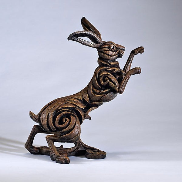 Hare Figure Edge Sculpture