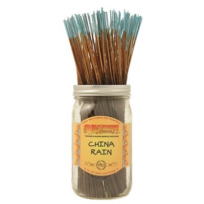 China Rain Wildberry Incense Sticks