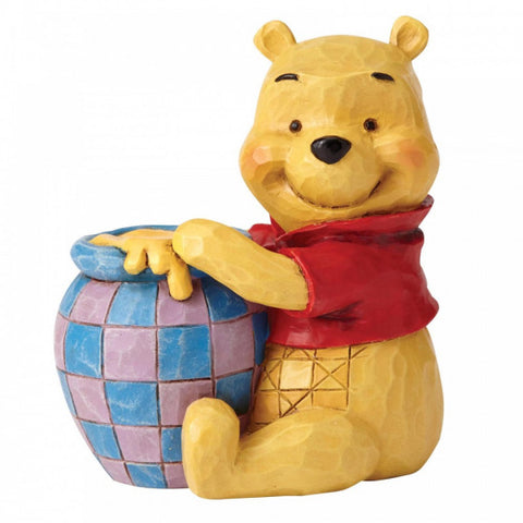 Winnie the Pooh with Honey Pot Mini