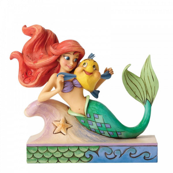 Fun And Friends (Ariel With Flounder)