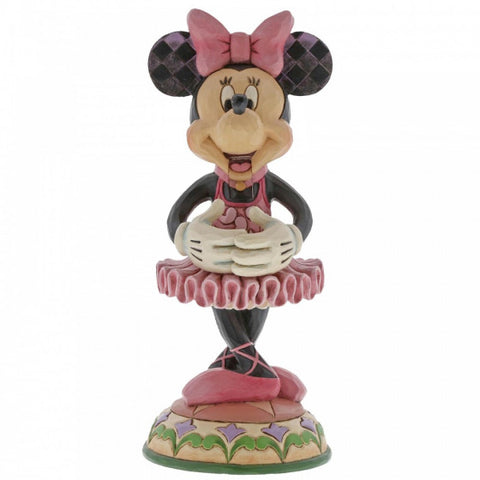 Beautiful Ballerina (Minnie Mouse Figurine) Disney Collectables