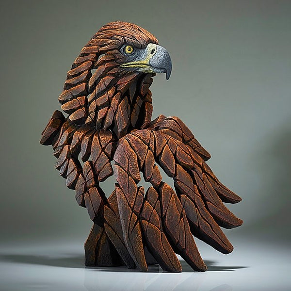 Golden Eagle Sculpture Edge