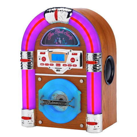 Steepletone Jive Rock Sixty Mini Jukebox