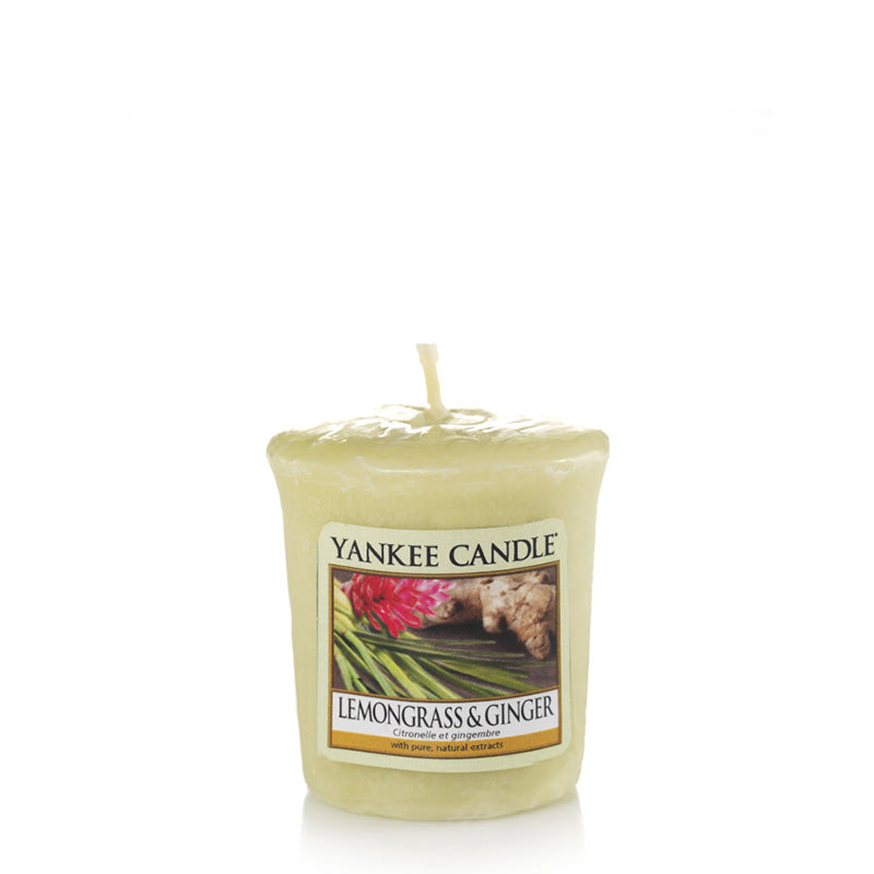 Lemongrass & Ginger | Yankee Candle Votives