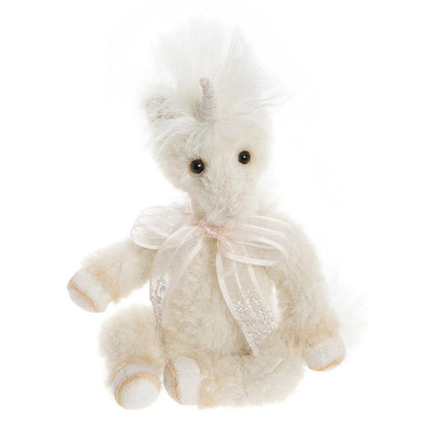 Little Gem Minimo Unicorn Charlie Bears