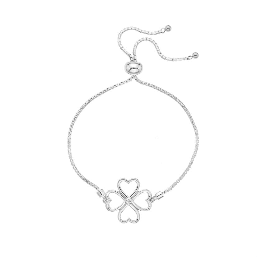Lucky In Love Bracelet Hot Diamonds Jewellery