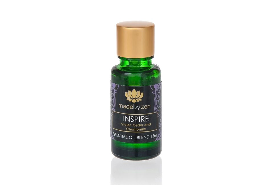 Inspire Purity Oil MAde by Zen