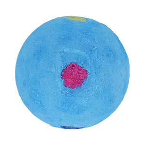 Naughty Cool Watercolours Bath Blaster Bomb Cosmetics