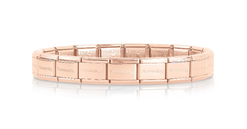 Composable Charm Bracelet - Rose Gold