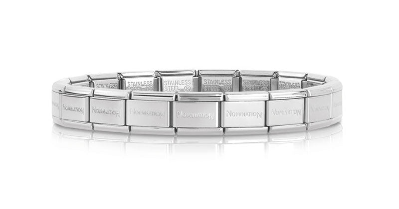 Composable Charm Bracelet - Stainless Steel