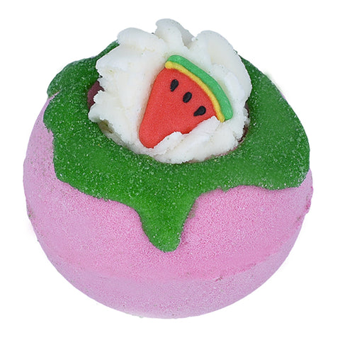 One in a Melon Watermelon Bath Blaster Bomb Cosmetics