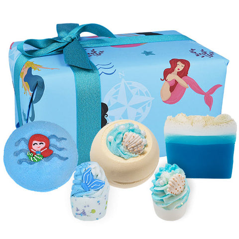 Part Time Mermaid Gift Box Bath Bombs