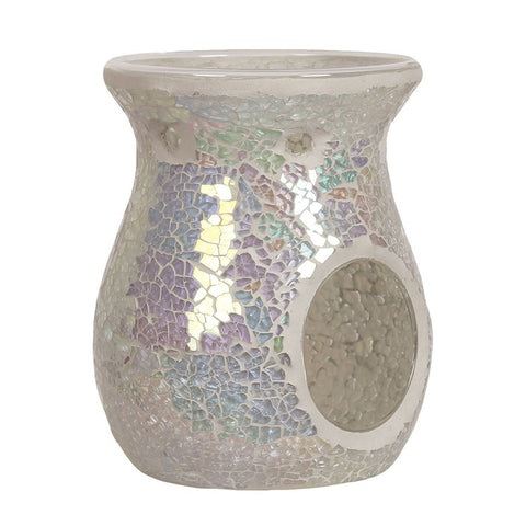 Pearl Crackle Wax Melt Burner
