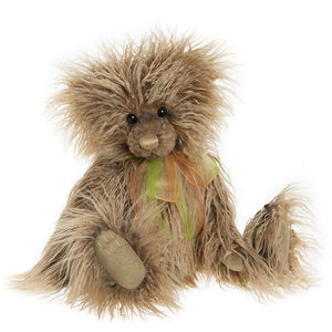 Pertwee Charlie Bears Plush Teddy
