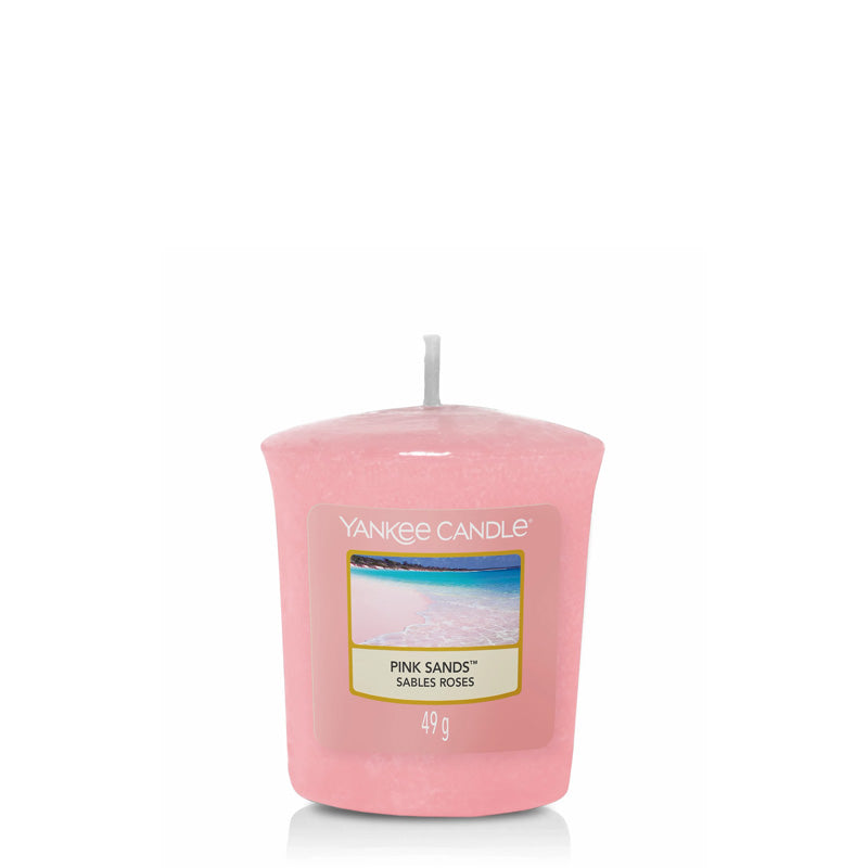 Pink Sands Yankee Candle Votive
