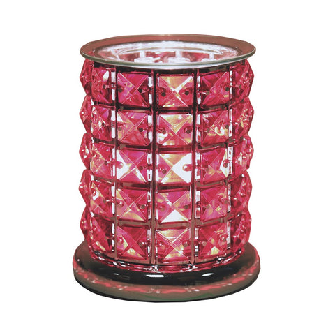 Red Crystal  Electric Wax Melt Burner