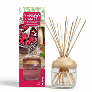 Red Raspberry Reed Diffuser Yankee Candle