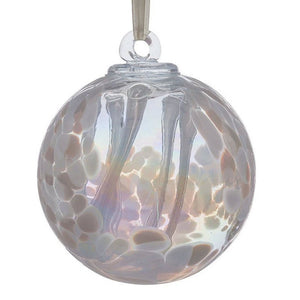 Sienna Glass Rememberance Orb