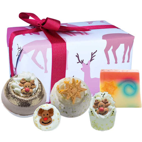 Rudolph Nose Best Gift Box