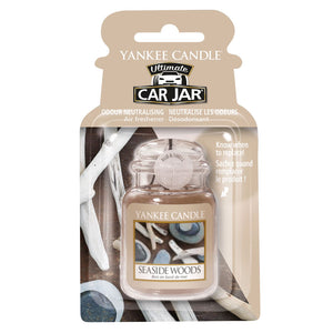 Seaside Woods Car Jar Ultimate Yankee