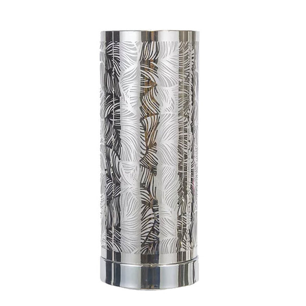 Silver Leaf Aroma Touch Lamp