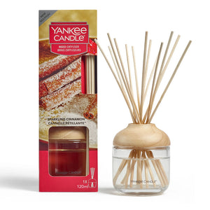 Sparkling Cinnamon Reed Diffuser Yankee Candle