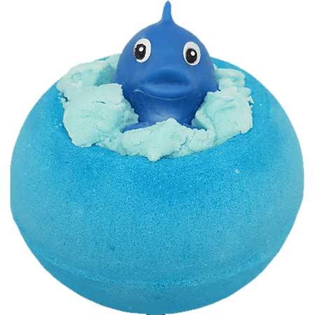 Splash Dolphin Bath Blaster Toy Bomb Cosmetics
