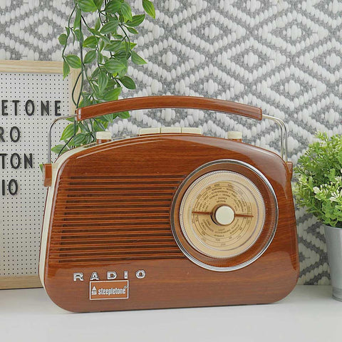 Brighton MW-FM-LW in Wood (Limited Edition)
