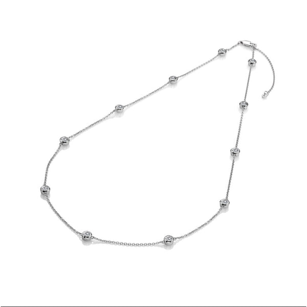 Tender White Topaz Intermittent 45cm