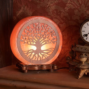 Tree of Life Himalayan Salt Lamp