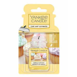 Vanilla Cupcake Car Jar Ultimate Yankee