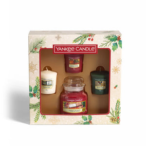 Magical Christmas Morning 1 Small Jar & 3 Votive Candle