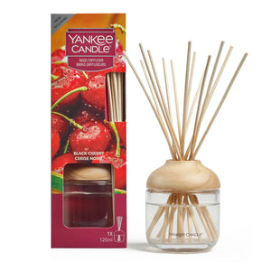 Black Cherry Reed Diffuser Yankee