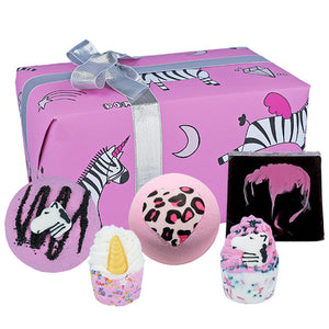 Zebra Crossing Bath Gift Box