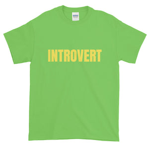 INTROVERT Short-Sleeve T-Shirt
