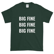 Load image into Gallery viewer, BIG FINE Short-Sleeve T-Shirt