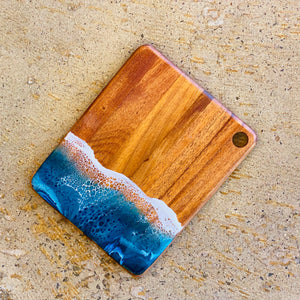 Rectangle acacia Resin Board