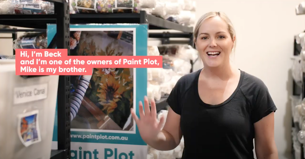 BEHIND THE SCENES: THE PAINT PLOT WAREHOUSE