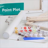 Best Sellers Bundle 4 (2 Paintings + 5 pcs Mini Detail Brush set)