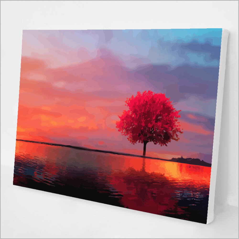 Sunset Reflections kit