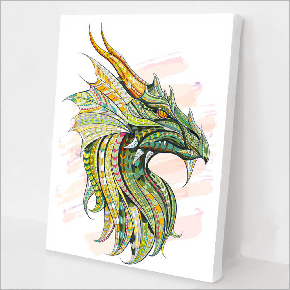 Abstract Dragon kit