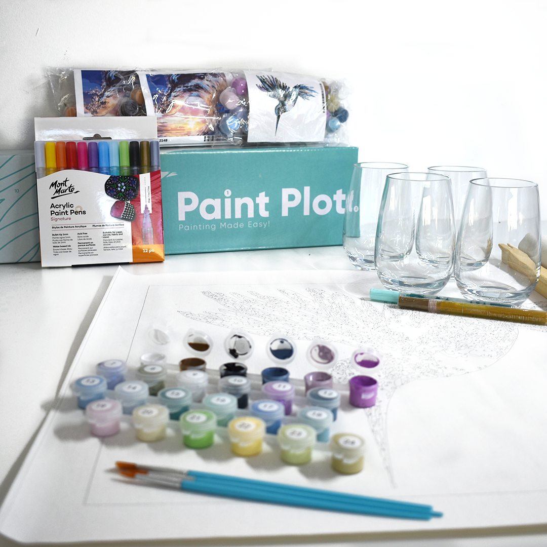 Paint Plot Party Pack 2