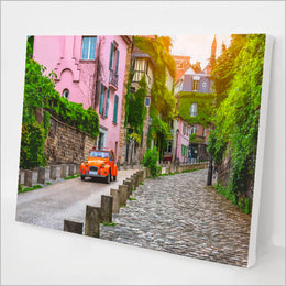 Quarter Montmartre kit
