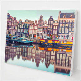 Amsterdam Canal kit