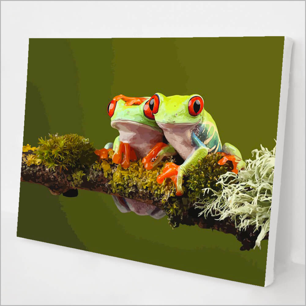 Leaf Frogs kit