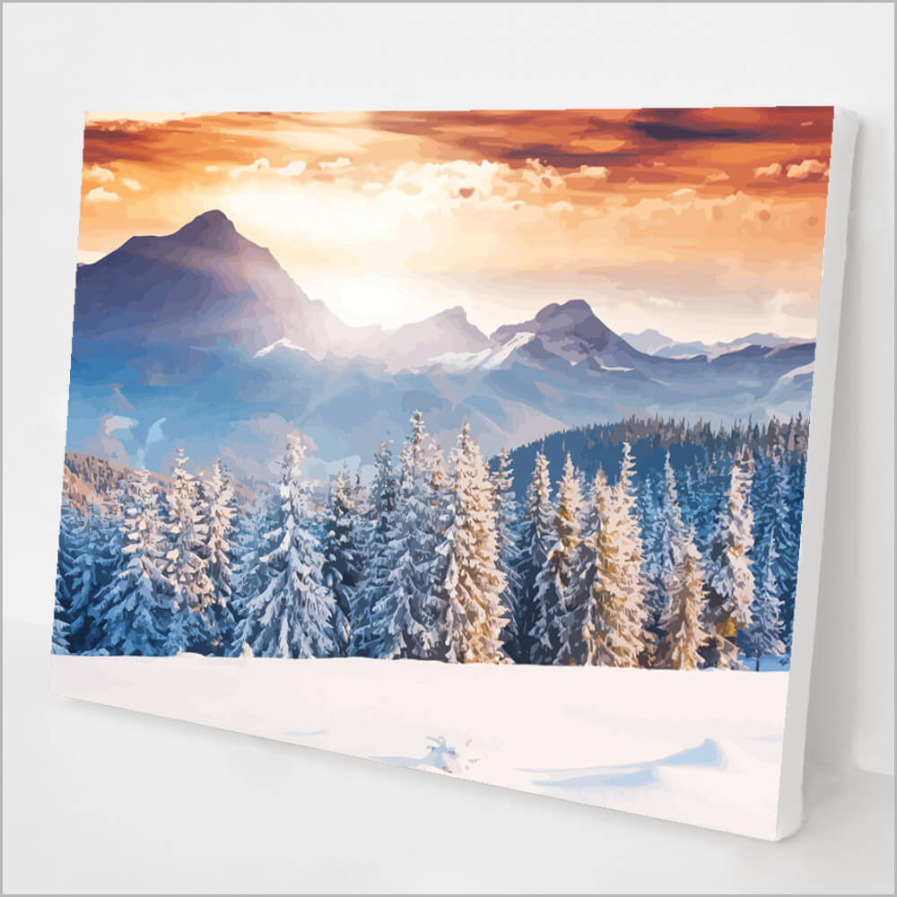 Winter Landscape kit