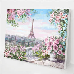 Roses in Paris kit