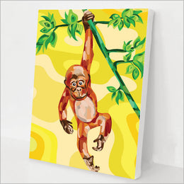 Swinging Monkey kit