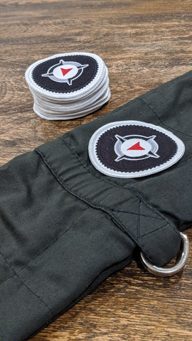 Waypoint Nav Iron-on Patches