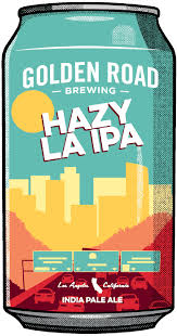 Golden Road - Hazy LA IPA
